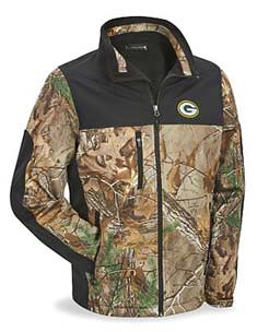 NFL Camo Jacket