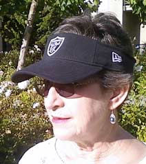 Woman's NFL Visor