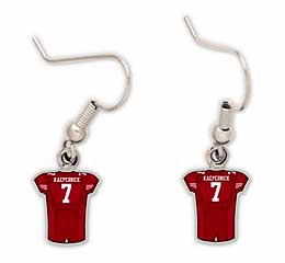 NFL Jersey Earrings